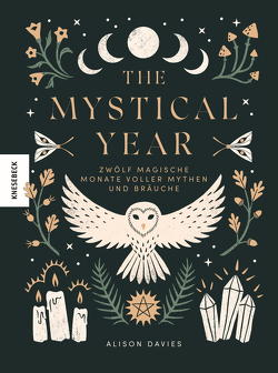 The Mystical Year von Davies,  Alison, Krichtel-Brück,  Janika, Stefurak,  Anastasia