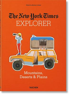 The New York Times Explorer. Gebirge, Wüsten & Ebenen von Ireland,  Barbara