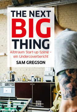 The next Big Thing von Gregson,  Sam