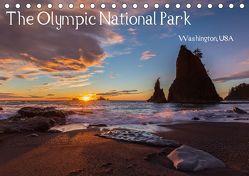 The Olympic National Park – Washington USA (Tischkalender 2019 DIN A5 quer) von Klinder,  Thomas