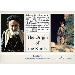 The Origin of the Kurds von Hennerbichler,  Ferdinand