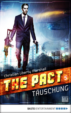 The Pact – Folge 5 von Marshall,  Christian