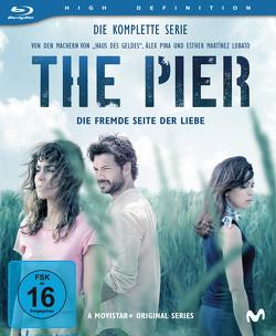 The Pier – Die fremde Seite der Liebe – Die komplette Serie (4 Blu-rays) von Colmenar,  Jesús, Dorado,  Jorge, Rodrigo,  Alex