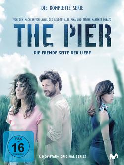 The Pier – Die fremde Seite der Liebe – Die komplette Serie (6 DVDs) von Colmenar,  Jesús, Dorado,  Jorge, Rodrigo,  Alex