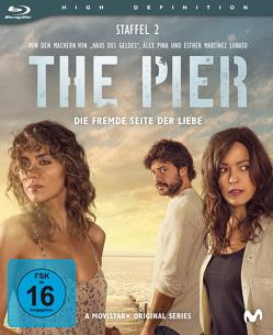 The Pier – Die fremde Seite der Liebe – Staffel 2 (2 Blu-rays) von Colmenar,  Jesús, Dorado,  Jorge, Rodrigo,  Alex