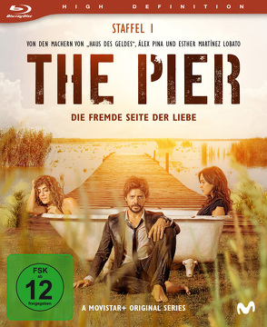 The Pier – El Embarcadero – Staffel 1 (2 Blu-rays) von Colmenar,  Jesús, Dorado,  Jorge, Rodrigo,  Alex