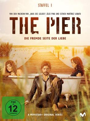 The Pier – El Embarcadero – Staffel 1 (3 DVDs) von Colmenar,  Jesús, Dorado,  Jorge, Rodrigo,  Alex