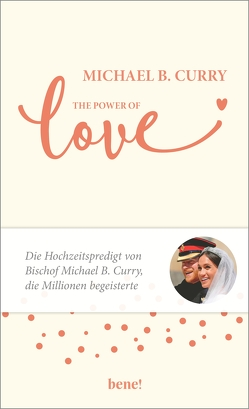 The Power of LOVE von Curry,  Michael B.
