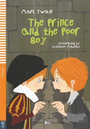 The Prince and the Poor Boy von Twain,  Mark