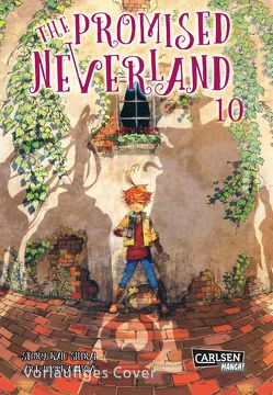 The Promised Neverland 10 von Demizu,  Posuka, Shirai,  Kaiu, Steggewentz,  Luise