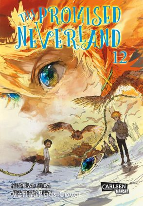 The Promised Neverland 12 von Demizu,  Posuka, Shirai,  Kaiu, Steggewentz,  Luise