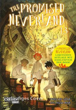 The Promised Neverland 13 – Limitierte Edition von Demizu,  Posuka, Shirai,  Kaiu, Steggewentz,  Luise