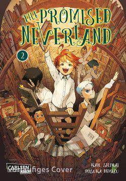 The Promised Neverland 2 von Demizu,  Posuka, Shirai,  Kaiu