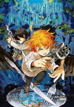 The Promised Neverland 8 von Demizu,  Posuka, Shirai,  Kaiu, Steggewentz,  Luise