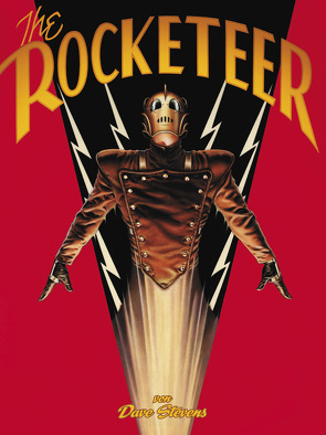 The Rocketeer – Neue Edition von Stevens,  Dave