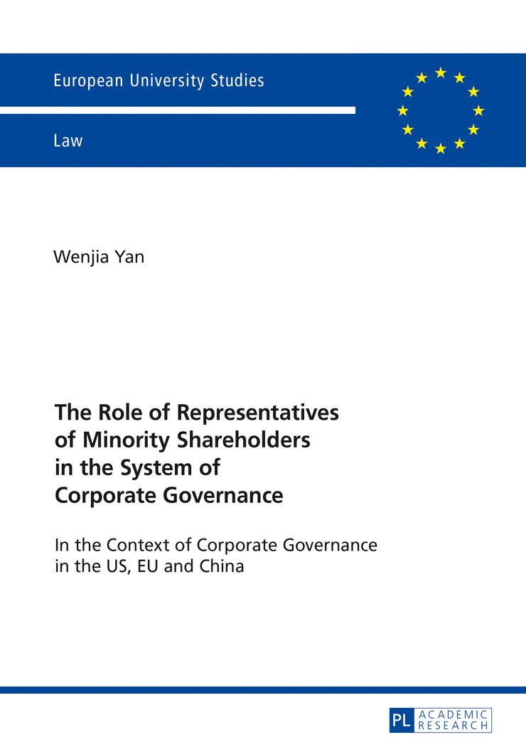 role of shareholders in corporate governance pdf