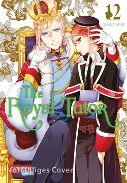 The Royal Tutor 12 von Akai,  Higasa, Gravert-Stutterheim,  Nadja