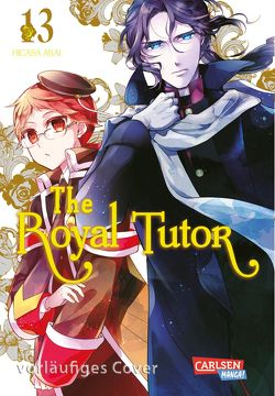 The Royal Tutor 13 von Akai,  Higasa, Gravert-Stutterheim,  Nadja
