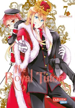 The Royal Tutor 7 von Akai,  Higasa, Gravert-Stutterheim,  Nadja
