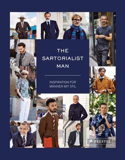 The Sartorialist Man von Schuman,  Scott