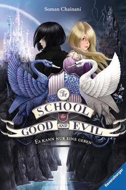 The School for Good and Evil 1: Es kann nur eine geben von Bruno,  Iacopo, Chainani,  Soman, Rothfuss,  Ilse