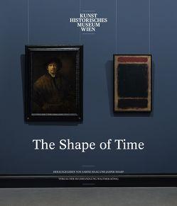 The Shape of Time (dt. Ausg.) von Haag,  Sabine, Sharp,  Jasper