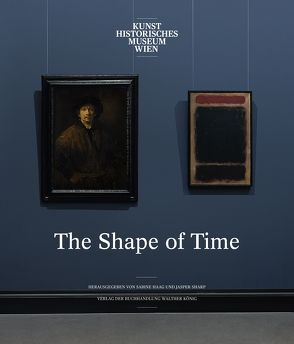 The Shape of Time (dt. Ausg.) von Haag,  Sabine, Sharp,  Jasper