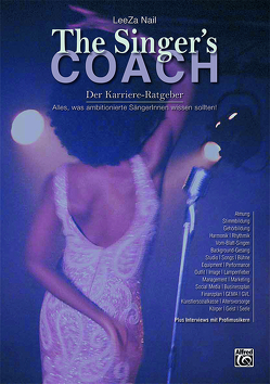 The Singer's Coach von Nail,  LeeZa