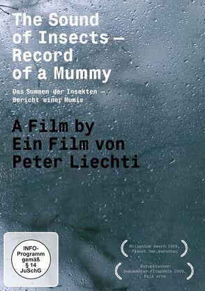 The Sound of Insects von Liechti,  Peter