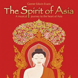 The Spirit Of Asia von Evans,  Gomer Edwin