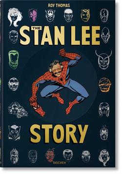 The Stan Lee Story von Lee,  Stan, Thomas,  Roy