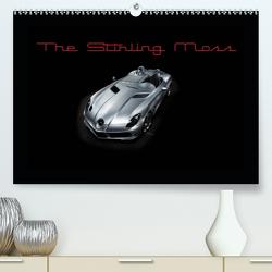 The Stirling Moss (Premium, hochwertiger DIN A2 Wandkalender 2020, Kunstdruck in Hochglanz) von Bau,  Stefan