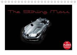 The Stirling Moss (Tischkalender 2019 DIN A5 quer) von Bau,  Stefan