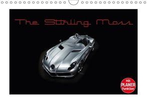 The Stirling Moss (Wandkalender 2018 DIN A4 quer) von Bau,  Stefan