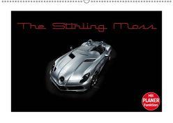 The Stirling Moss (Wandkalender 2019 DIN A2 quer) von Bau,  Stefan