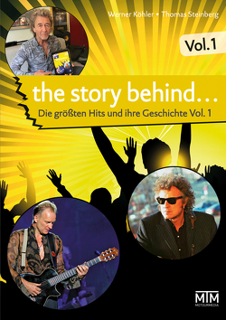 The Story Behind… Vol. 1 von Fennel,  Stephan, Köhler,  Werner, Maffay,  Peter, Steinberg,  Thomas