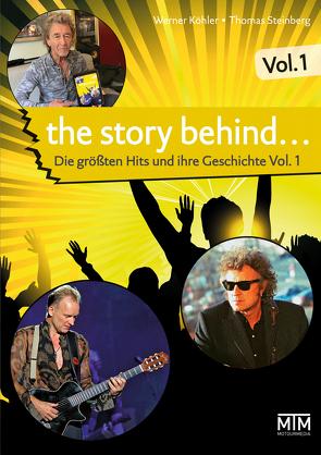 The Story Behind… Vol. 1 von Fennel,  Stephan, Köhler,  Werner, Maffay,  Peter, Steinberg,  Thomas