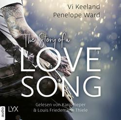 The Story of a Love Song von Keeland,  Vi, Klüver Anika, Rieper,  Karo, Thiele,  Louis Friedemann, Ward,  Penelope