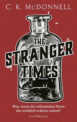 The Stranger Times von McDonnell,  CK, Mumot,  André