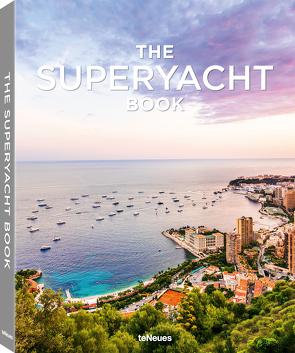The Superyacht Book. English Version von Harris,  Tony