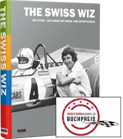 The Swiss Wiz: Edi Wyss von Ditzler,  Christoph, Wyss,  Edi