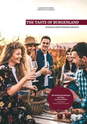 THE TASTE OF BURGENLAND von Retter,  Nicole, Schreck,  Alexander, Stammen,  Carsten M.