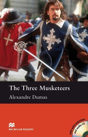 The Three Musketeers von Dumas,  Alexandre, Milne,  John, Murgatroyd,  Nicholas