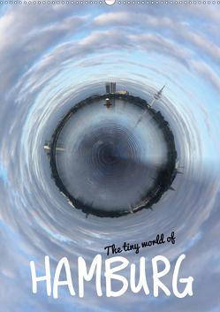 The tiny world of HAMBURG (Wandkalender 2020 DIN A2 hoch) von Hebbel-Seeger,  Andreas