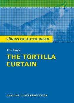 The Tortilla Curtain von T. C. Boyle. von Bode,  Matthias, Boyle,  T. C., Peel,  Monika