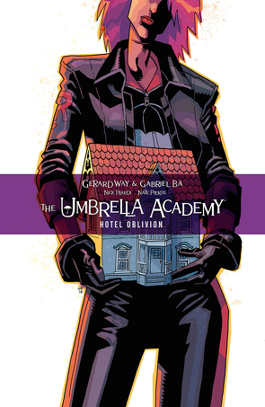 The Umbrella Academy 3: Hotel Oblivion von Bá,  Gabriel, Way,  Gerard
