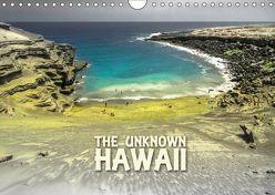The Unknown HAWAII (Wandkalender 2019 DIN A4 quer) von Günter Zöhrer,  Dr.