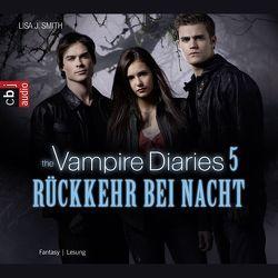 The Vampire Diaries – Rückkehr bei Nacht von Link,  Michaela, Nümm,  Adam, Smith,  Lisa J.