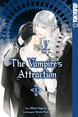 The Vampire's Attraction 01 von Higuchi,  Misao, Kano,  Ayumi