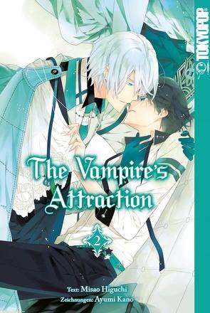 The Vampire´s Attraction – Band 2 von Kano,  Ayumi